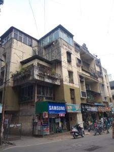Gallery Cover Image of 650 Sq.ft 1 BHK Independent Floor for buy in Kamal Vihar CHS, Dhankawadi for 2300000