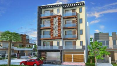 Gallery Cover Image of 450 Sq.ft 1 BHK Apartment for buy in ATFL JVTS Gardens, Chhattarpur for 1675000