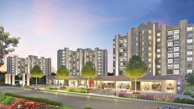 Gallery Cover Pic of Skyi Star Towers Phase II