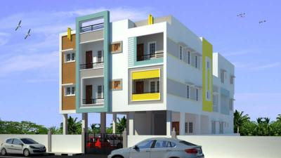 Gallery Cover Image of 1200 Sq.ft 3 BHK Apartment for rent in Unique, Pammal for 13000
