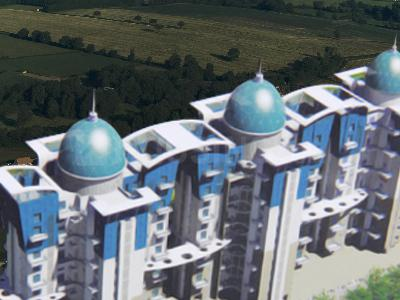 Gallery Cover Pic of Vikram Midori Towers