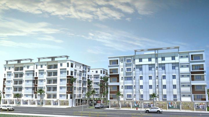 Project Image of 1475 Sq.ft 3 BHK Apartment for buyin Lake Town for 9500000