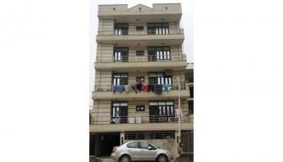 Gallery Cover Image of 1000 Sq.ft 3 BHK Independent House for rent in Dwarka House, Sector 8 Dwarka for 23000