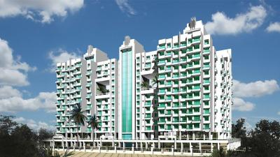 Gallery Cover Image of 1000 Sq.ft 2 BHK Apartment for rent in Goodwill Paradise, Kharghar for 25000