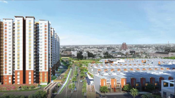 श्रीराम वैल्यू होम्स एट डिवाइन सिटी के गैलरी कवर की तस्वीर