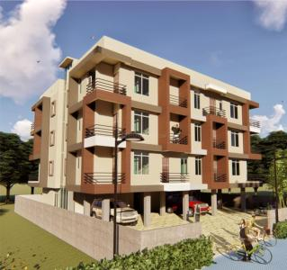 Gallery Cover Image of 1170 Sq.ft 3 BHK Apartment for buy in Evolution Chitra Hari Apartment, Kahilipara for 5031000