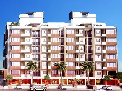 Gallery Cover Image of 1197 Sq.ft 2 BHK Apartment for buy in Vihaan Sarthak Era, Sargasan for 4000001