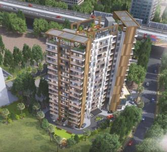 Gallery Cover Image of 540 Sq.ft 1 BHK Apartment for buy in L M Tower, Bhiwandi for 3700000