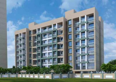 Gallery Cover Image of 590 Sq.ft 2 BHK Apartment for buy in Anant Metropolis Aquaris, Kasarvadavali, Thane West for 8242000