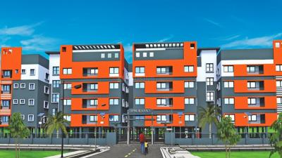 Gallery Cover Image of 1215 Sq.ft 3 BHK Independent Floor for buy in Sapnil Residency by Sapnil Developers, Ariadaha for 6700000