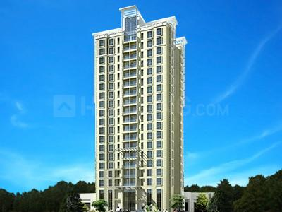 Gallery Cover Image of 1050 Sq.ft 2 BHK Apartment for rent in Sheth Vasant Lawns, Thane West for 36000