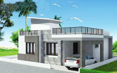 Gallery Cover Image of 1300 Sq.ft 3 BHK Villa for buy in Griha Pravesh, City Center for 2850000