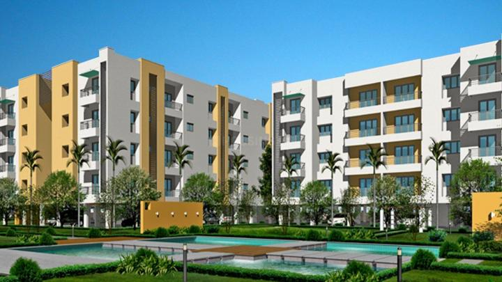Gallery Cover Pic of Jain Palm N Meadows