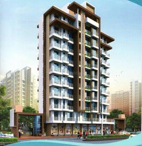 Gallery Cover Image of 710 Sq.ft 1 BHK Apartment for buy in Hiya Regency, Bhayandar East for 5467000