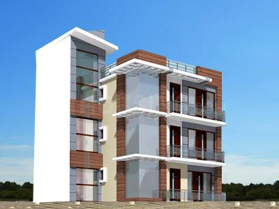 Gallery Cover Image of 550 Sq.ft 1 BHK Apartment for rent in S S Floors- 6, Sector 46 for 10000