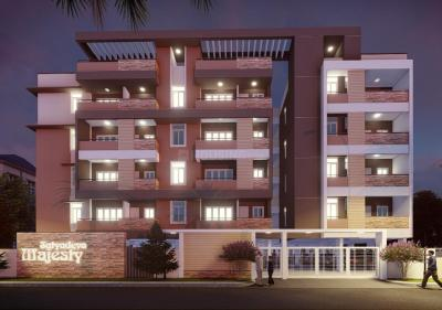 Gallery Cover Image of 1180 Sq.ft 2 BHK Apartment for rent in Satyadeva Majesty, Bhoganhalli for 21000