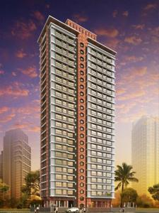 Gallery Cover Image of 775 Sq.ft 2 BHK Apartment for buy in Adityaraj Manoranjan CHS, Vikhroli East for 11300000