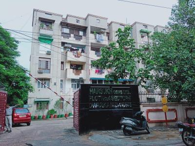 Gallery Cover Image of 1650 Sq.ft 3 BHK Apartment for rent in CGHS Harsukh Apartments, Sector 7 Dwarka for 26000
