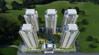 Gallery Cover Image of 1550 Sq.ft 3 BHK Apartment for buy in Rani Akriti Shantiniketan, Sector 143B for 7990000