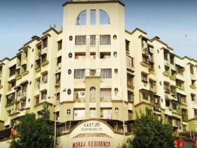 Gallery Cover Image of 550 Sq.ft 1 BHK Apartment for buy in Moraj Residency, Sanpada for 8600000