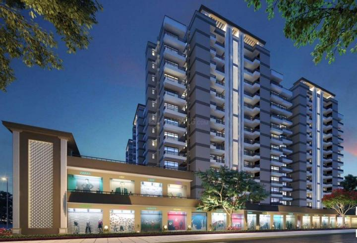 Project Image of 1100 Sq.ft 3 BHK Apartment for buyin Sector 75 for 2611000