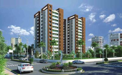 Gallery Cover Image of 1015 Sq.ft 2 BHK Apartment for buy in Gokul Platinum, Jasodanagr for 2500000