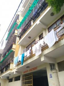 Gallery Cover Image of 490 Sq.ft 1 BHK Apartment for rent in Kanupriya Apartment, Mehrauli for 7500