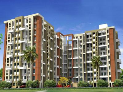 Gallery Cover Image of 651 Sq.ft 1 BHK Apartment for buy in Balark Arcadia, Nanded for 4599000