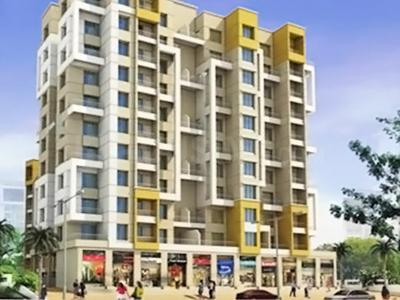 Gallery Cover Image of 634 Sq.ft 1 BHK Apartment for rent in  Shiv Sai Heights, Katraj for 7200