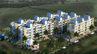 Gallery Cover Image of 663 Sq.ft 1 BHK Apartment for buy in Varsha Green Valley, Vichumbe for 3600000