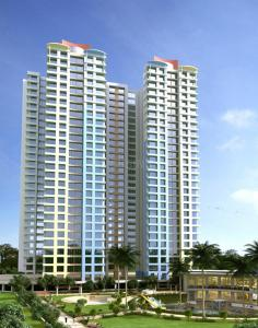 Gallery Cover Image of 1300 Sq.ft 3 BHK Apartment for rent in Neelkanth Palms, Thane West for 34000