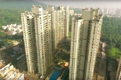 Gallery Cover Image of 1300 Sq.ft 3 BHK Apartment for buy in Neelkanth Greens, Thane West for 16500000