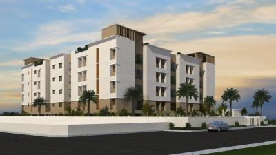 Gallery Cover Image of 1400 Sq.ft 3 BHK Apartment for rent in Jain Sukriti, Ambattur Industrial Estate for 21000