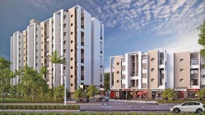 Gallery Cover Image of 759 Sq.ft 2 BHK Apartment for buy in RMK Nature Classic, Talegaon Dabhade for 2685000