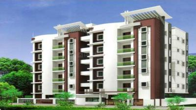 Gallery Cover Image of 1075 Sq.ft 2 BHK Apartment for buy in MDVR Palace, Mansoorabad for 5000000