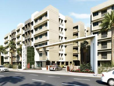 600 Sq.ft Residential Plot for Sale in Bhawrasla, Indore