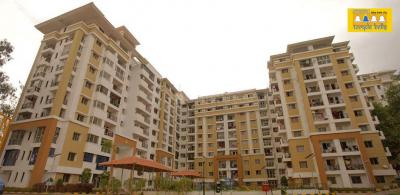 Gallery Cover Image of 1900 Sq.ft 3 BHK Apartment for rent in Renaissance Temple Bells Apartments, Yeshwanthpur for 52000