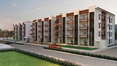 Gallery Cover Image of 466 Sq.ft 1 BHK Apartment for rent in Vijay Raja Ideal Homes, Perumalpattu for 7000