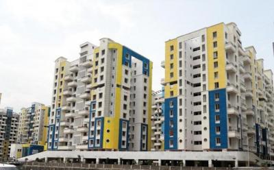 Gallery Cover Image of 1150 Sq.ft 2 BHK Apartment for buy in Wadhwani Ganeesham Phase II, Pimple Saudagar for 8500000