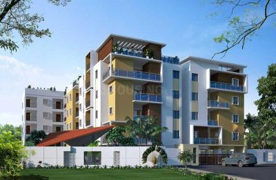 Gallery Cover Image of 950 Sq.ft 2 BHK Apartment for buy in Purnima Palm Grove, Harlur for 4500000