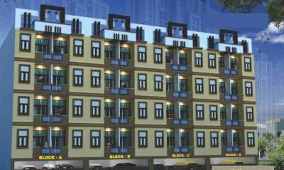 Gallery Cover Image of 650 Sq.ft 1 BHK Apartment for buy in India Bricks Vintage Paradise, Noida Extension for 1525000
