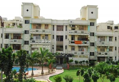 Gallery Cover Image of 1000 Sq.ft 2 BHK Apartment for buy in Parsvnath Majestic Floors, Vaibhav Khand for 5400000