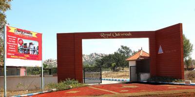 कदम रॉयल ओक वुड्स में बिक्री के लिए आवासीय भूमि