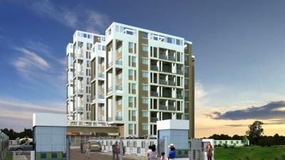 Gallery Cover Image of 800 Sq.ft 1 BHK Apartment for rent in Arun Blu, Ravet for 12000