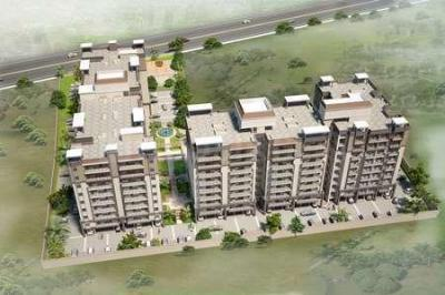 Gallery Cover Image of 650 Sq.ft 1 BHK Apartment for buy in Krushnai Vihar Phase I, Pimple Gurav for 5500000