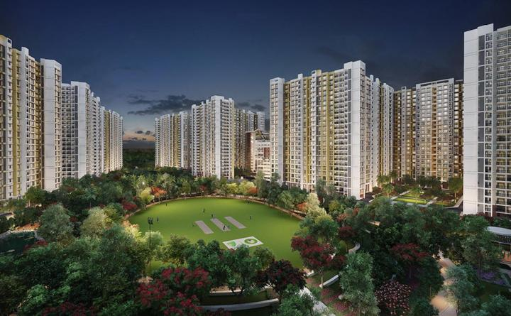 Gallery Cover Pic of Runwal Gardens Phase 2 Bldg No 13 17