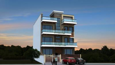 Gallery Cover Image of 1100 Sq.ft 3 BHK Apartment for buy in Shiva Apartment 1, DLF Ankur Vihar for 3200000