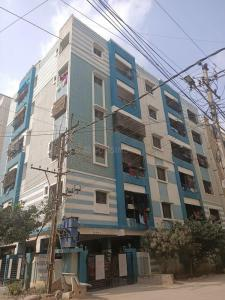 Gallery Cover Image of 1100 Sq.ft 2 BHK Apartment for rent in Sri Gagan Sai Enclave, Nizampet for 12000
