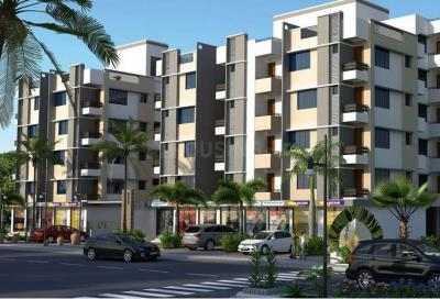 Gallery Cover Image of 1071 Sq.ft 2 BHK Apartment for buy in Panchshlok Homes, Chandkheda for 3600000
