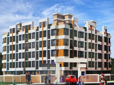 Gallery Cover Image of 650 Sq.ft 1 BHK Apartment for buy in Sai Crystal Residency, Nalasopara East for 3400000
